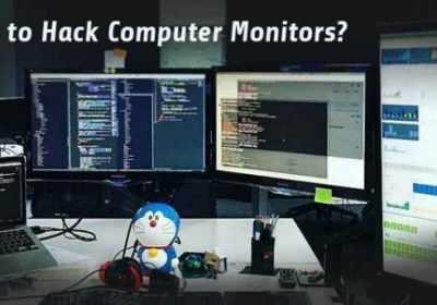 El monitor de tu ordenador podría ser hackeado para espiarte