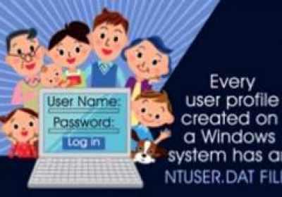 ¿Qué es el archivo NTUSER.DAT en Windows?