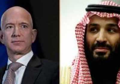 Usando WhatsApp el príncipe saudí presuntamente hackeó a Jeff Bezos, el hombre más rico del mundo