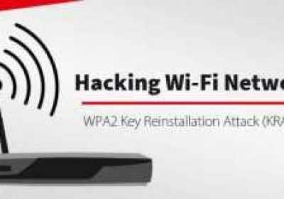 Ataque KRACK contra redes Wi-Fi: Demo