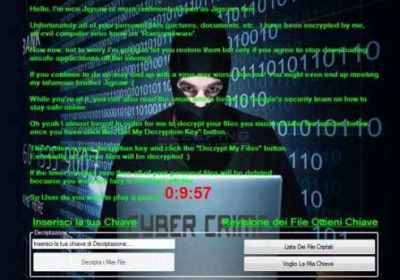 Curioso ransomware desbloquea archivos gratis si lees artículos de ciberseguridad