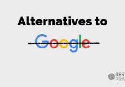 Lista completa de alternativas a todos los productos de Google (parte 1 de 2)