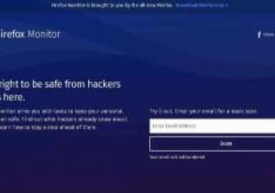 Firefox Monitor te dice si tu correo electrónico se vio comprometido en un robo de datos