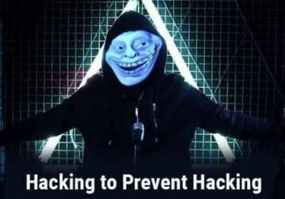 Para proteger los dispositivos, un hacker los infecta antes que lo haga un maleante