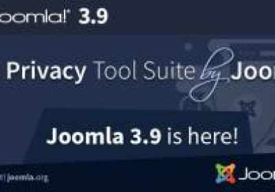 Joomla lanza la versión 3.9 'The Privacy Tool Suite'