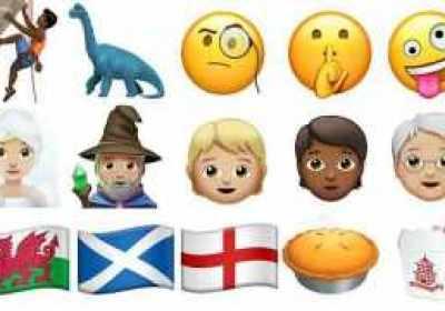 Estos son los nuevos emojis para iPhone e iPad