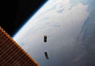 Los hackers podrían derribar satélites o convertirlos en armas