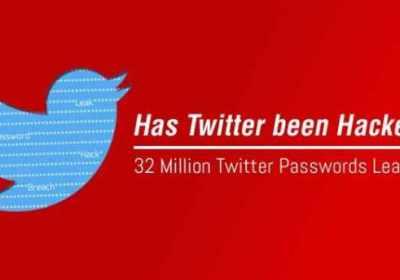¡Peligro! Pueden haber sido hackeadas y filtradas 32 millones de contraseñas de Twitter