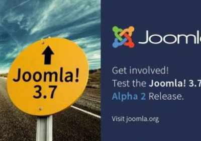 Liberada la versión Alfa 2 de Joomla! 3.7.0