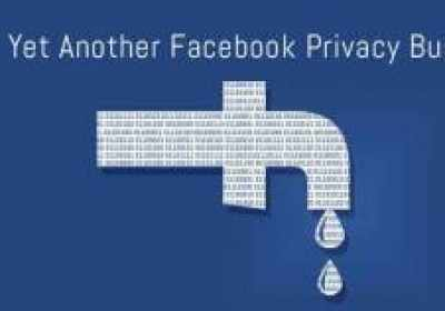 Otro error de Facebook podría haber expuesto tu información privada