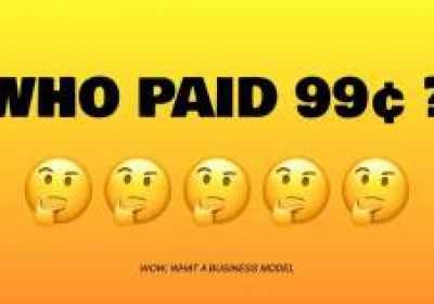 Misterioso sitio web te cobra 99 centavos para ver quién más ha pagado 99 centavos