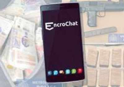 La policía arresta a cientos de delincuentes después de piratear una red de chat encriptada