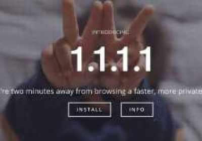 Cómo hacer que tu Internet sea más rápida con el servicio DNS 1.1.1.1