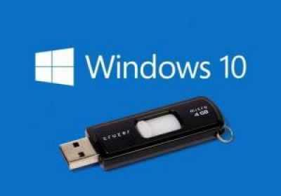Cómo crear una unidad USB de arranque para instalación de Windows 10