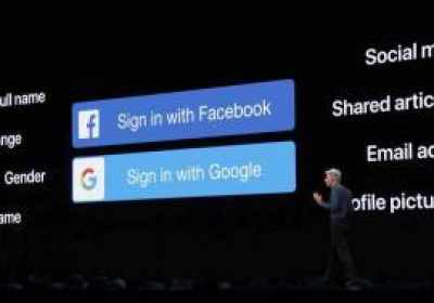 Por qué deberías iniciar sesión con Google, Facebook o Apple