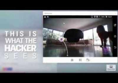Convierten la aspiradora Hom-Bot de LG en un dispositivo de espionaje en tiempo real