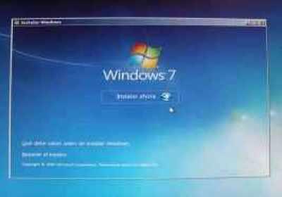 Instalar Windows 7 español (en imágenes)