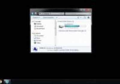 Cómo arreglar el error de fondo negro en Windows 7