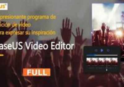 Crea increíbles efectos de vídeo con EaseUS Video Editor