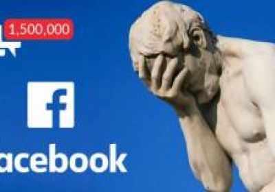 Facebook recopiló contactos de 1.5 millones de correos sin el permiso de los usuarios