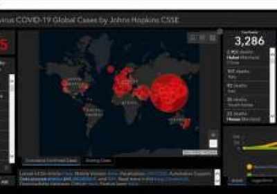 Cuidado con los 'Mapas de Coronavirus': es un malware que infecta el PC para robar contraseñas
