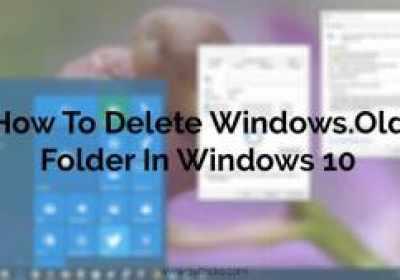¿Qué es la carpeta Windows.old y cómo borrarla?