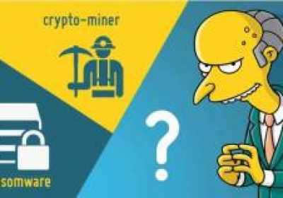 Virus decide si tu computadora es buena para minería o ransomware