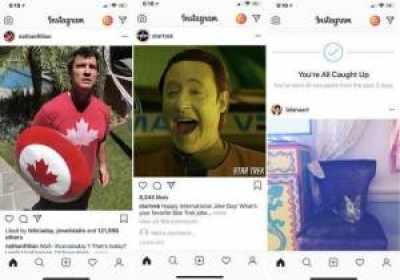 Instagram actualiza su app para combatir la adicción a los smartphones