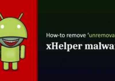 Así se reinstala xHelper Android Malware incluso después del restablecimiento de fábrica