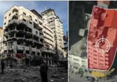 Israel neutraliza un ataque cibernético al destruir un edificio con hackers