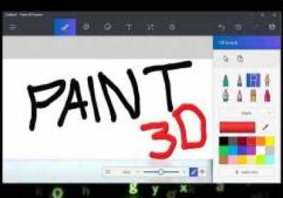 Cómo cambiar el tamaño de las imágenes con Paint 3D en Windows 10