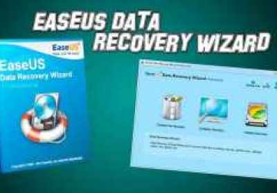 Software de recuperación de datos EaseUS Data Recovery Wizard Free