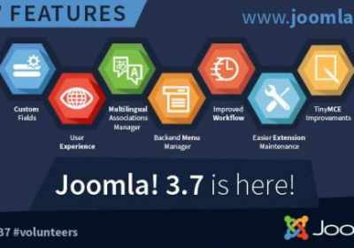 Ya está disponible Joomla 3.7.0