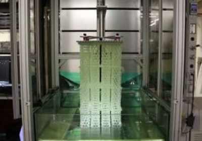 Nuevo y rápido método de impresión 3D crea objetos tan grandes como un humano adulto