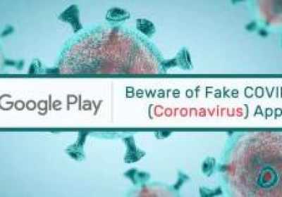 Cuidado: aplicaciones de Android en Google Play Store se están aprovechando del brote de coronavirus