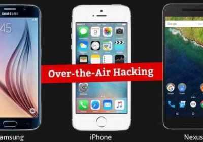 Millones móviles que usan el chip Broadcom Wifi pueden ser hackeados por el aire