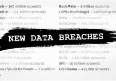 Hacker rompe decenas de sitios y pone a la venta 127 millones de contraseñas