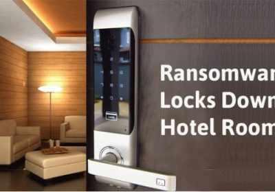 Ransomware secuestra las llaves inteligentes de un hotel